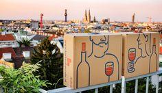 Monatlich 3 Top-Weine aus Österreich direkt nach Hause. Paper Shopping Bag, Home Decor, Corks, Glee, Wine, Gifts, Decoration Home, Room Decor, Home Interior Design