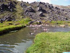 alternatives to the blue lagoon landmannalaugar