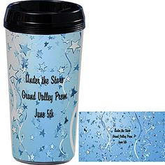 Star Party Travel Mugs