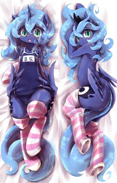 kolshica, #mlp #princess luna #dakimakura #my little pony