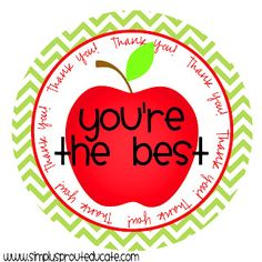 Celebrate Teacher Appreciation Week!