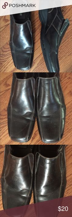 Apt. 9 Men's Shoes APT 9 Dark Brown Vegan men's Shoes Apt. 9 Shoes