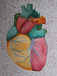 Heart is art :)