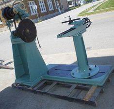 Photo Index - Cullman Wheel Co. - Face lathe | VintageMachinery.org