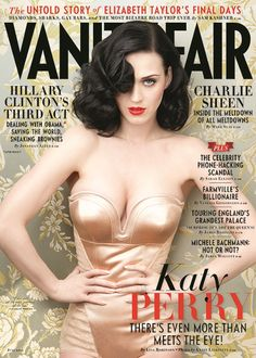 Vanity Fair, Katy Perry