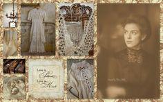 Victorian Romance....by Silvia Hokke