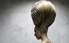 Alternative Hair Show: Wigging out in Moscow. Wow!