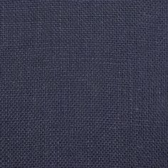 """Sailor Navy Sultana Burlap Fabric  $5.30 or less 60"""" wide"""