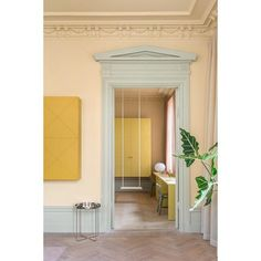 Hidden Tints by Note Design Studio. An 8 colour palette for a contemporary interior inspired by the traces found of original century paint in the apartment Note Design Studio, Notes Design, Design Ideas, Ikea Design, Design Miami, Interior Design Blogs, Contemporary Interior Design, Interior Shop, Minimalist Decor