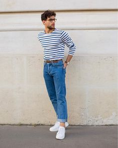 Style Outfits, Retro Outfits, Trendy Outfits, Vintage Outfits, Fashion Outfits, Fashion Styles, Streetwear Mode, Streetwear Fashion, Stylish Men
