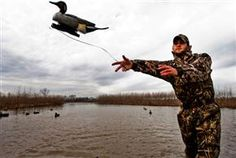 Weather-Driven Decoy Tactics http://www.amsterdamgreenoffers.com/fishing-hunting/