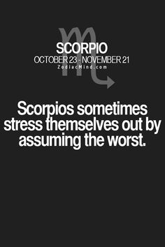 f0ea1d6e3ee I hate myself for doing this all the time Astrology Scorpio