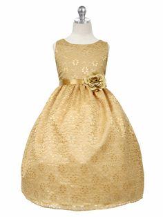 32b897427 Gold Floral Lace Dress Gold Lace Dresses, Floral Lace Dress, Lace Dress  Styles,