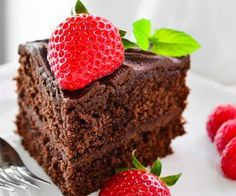En nem og hurtig opskrift til en fantastisk chokoladekage. Her får du en dessert som alle vil elske. Server den for dine venner eller familie og se nydelsen