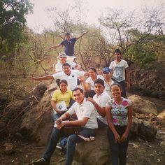 Misionando en las Marias. 27-04-2013