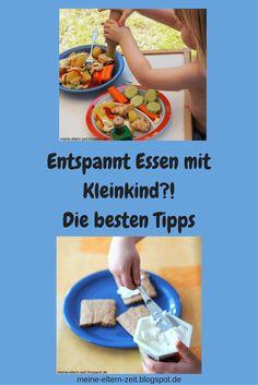 Entspannt Essen mit Kleinkind: Die besten Tipps