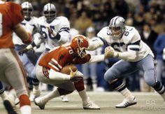 1978 NFC CHAMPION DALLAS COWBOYS   ... 1978 NFC Divisional Playoff Game at Texas Stadium. The Cowboys won 27