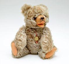 Vintage Hermann Teddy Original 12 Teddy Bear Plush Toy by vtgwoo