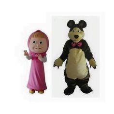 Die Mascha und der Bär