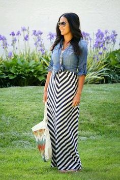 Vestidos Maxi tendencia con mucho estilo