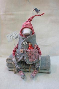 Гном Носок - Ярмарка Мастеров - ручная работа, handmade