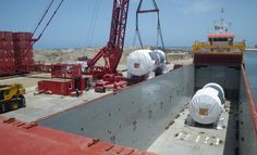 DB Schenker moves over 100000 tons of power station components to Egypt