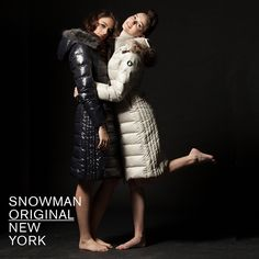 snowman-downjacket