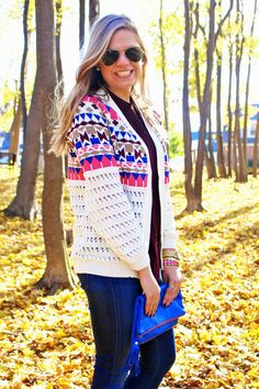Style Cubby Post: Crochet Cardigan   A Giveaway! by Style Cubby visit www.stylecubby.com
