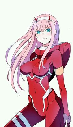 Zero Two - Darling in the Franxx #anime
