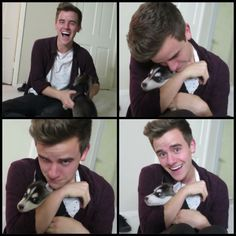 connor franta and joey wolf - Google Search