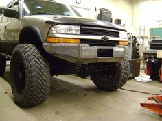 s10 off road bumpers - Google Search
