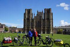 Touring England on Electric Bikes