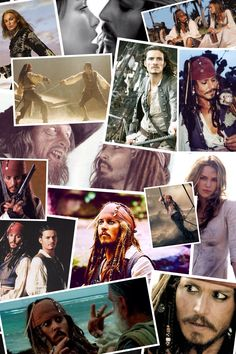 Action / Adventure Movies  ..  Pirates of the Caribbean