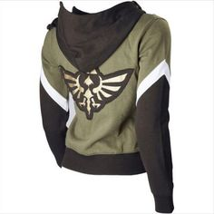 The Legend of Zelda Link Hoodie Cosplay Halloween Costume