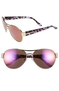 'Feisty' 58mm Sunglasses