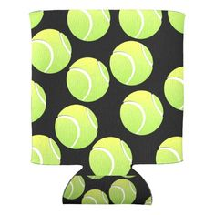 Tennis can cooler