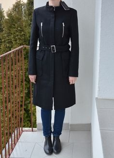 Kup mój przedmiot na #vintedpl http://www.vinted.pl/damska-odziez/plaszcze/12575313-plaszcz-czany-z-kolnierzem-s-36-zara