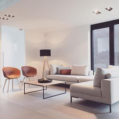 gorgeous 34 Best Minimalist Home Design Ideas That Becomes Everyones Dream Home Living Room, Interior Design Living Room, Living Room Designs, Living Room Decor, Interior Colors, Interior Livingroom, Interior Design Minimalist, Contemporary Interior Design, Living Room Inspiration