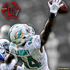 And the #1 play from Week 16:  Jarvis Landry's insane one-handed grab! ✋  (2015 season)