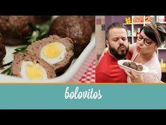 Bolovitos: apertivo perfeito para fazer em casa | COZINHA PARA 2 : Cozinha para quem não sabe cozinhar. Sem fogão, sem complicação. Vídeos de receitas deliciosas, com poucos ingredientes. Tudo simples e rápido.