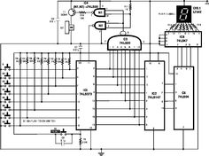 Cell Phone Detector circuit diagram | Pinterest | Circuit diagram ...