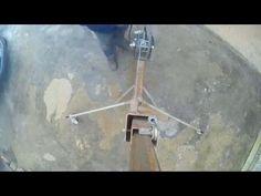 Подъёмник для плитных материалов - YouTube
