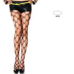 Diamond Net Pantyhose #diamondnet #pantyhose #rocker #chic #stockings