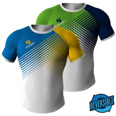 Reversible Rugby Shirts UK manufactured by Scorpion Sports in junior and senior…