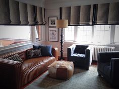 Brian Paquette Interiors – AB/BC - that couch!!!