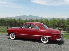 1949 Ford Custom Club Coupe