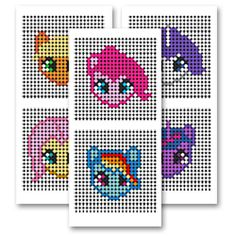 My Little Pony Perler Bead Patterns