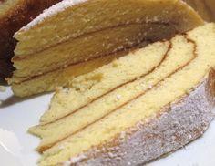 Salon de thé Le plongeoir - Hermès - Gâteau de crêpes soufflées