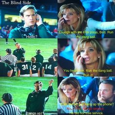 The blind side. A great movie!