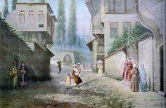 Osmanlı Resimleri-Leonardo de Mango